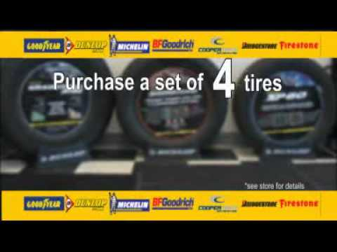 TPS Tire & Service Center Commercial