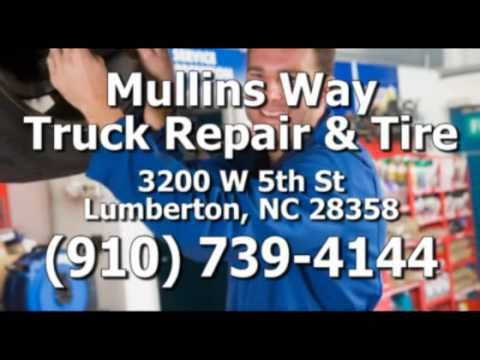 Truck Repair Shop, Commercial Truck Repair in Lumberton NC 28358