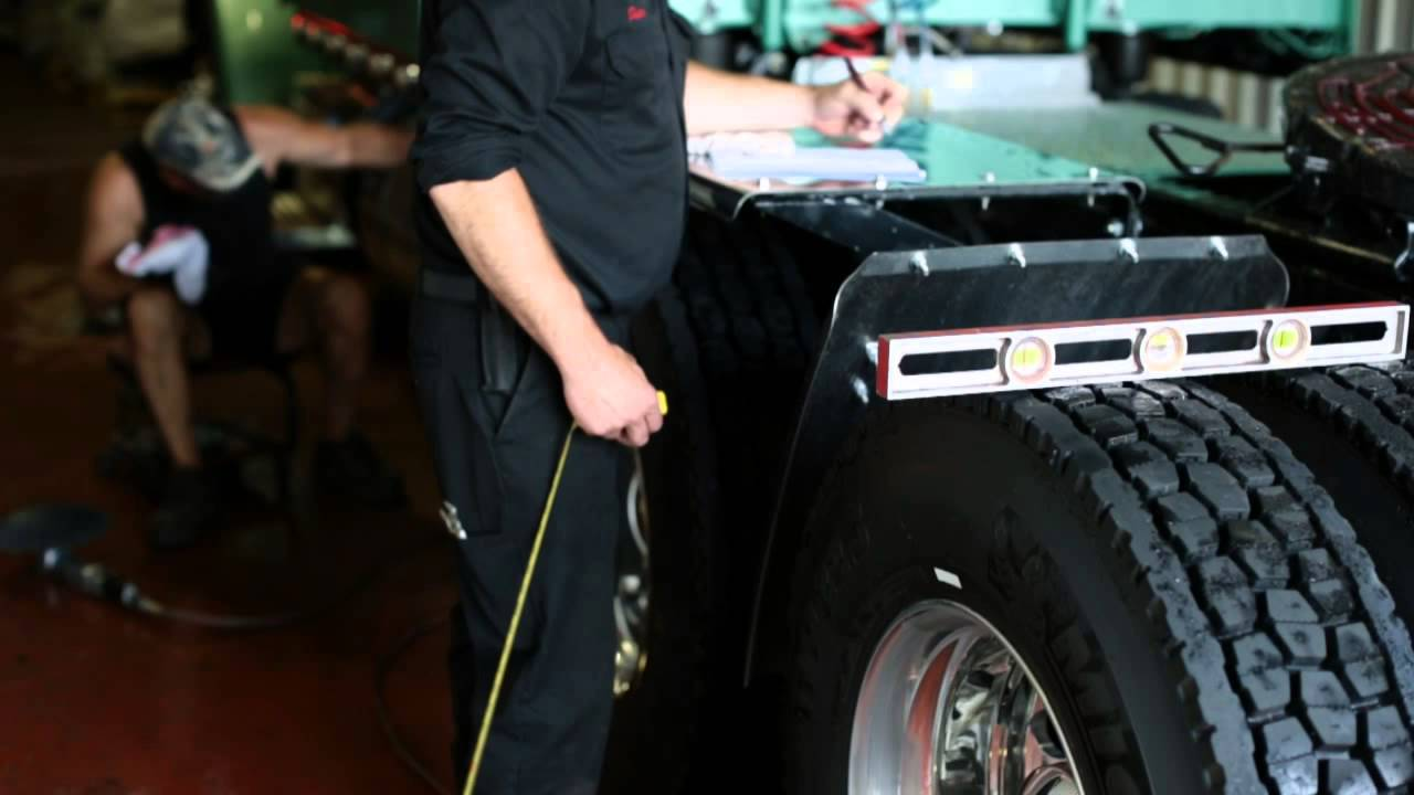 Peterbilt Atlantic Tech Tips: Adjusting Air Ride Suspensions