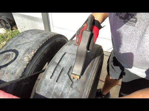 semi semi truck tire service