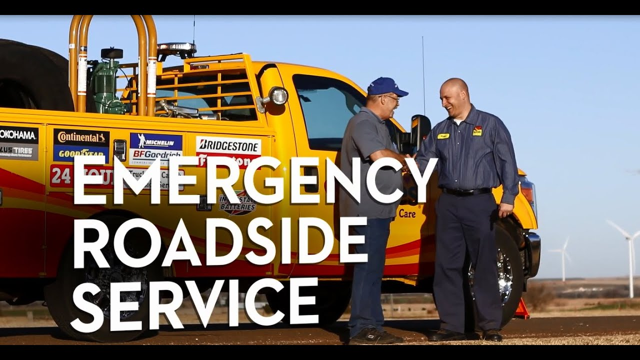 Cost Per Mile: Love's Emergency Roadside Service Available 24/7