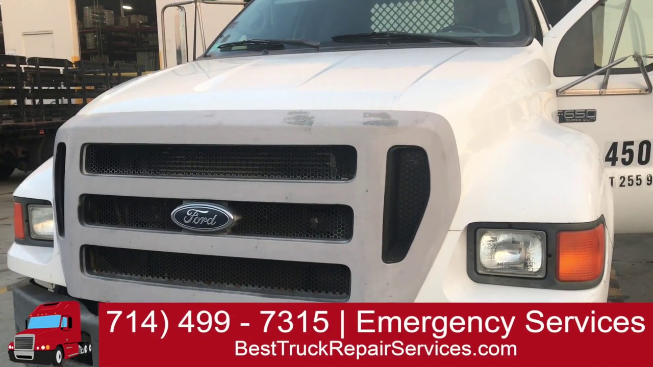 Commercial Truck Jump Start and Battery Replacement | (562) 395-4618