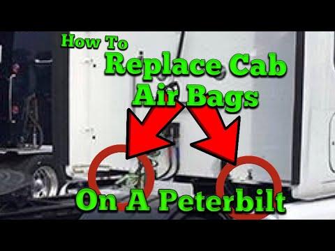 semi truck air bag replacement