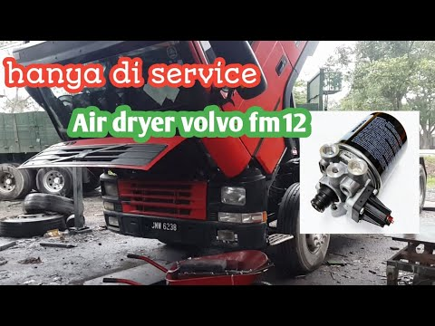 Air dryer problem bisa di service
