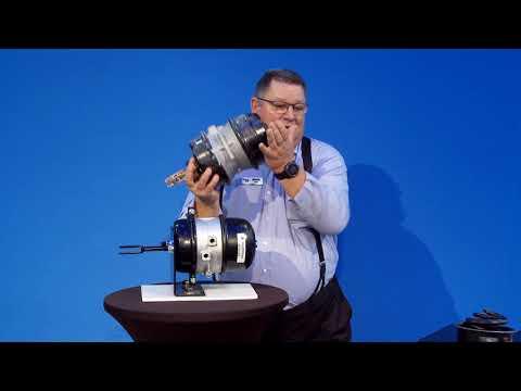 semi truck air brake chamber replacement