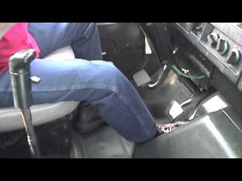 Dootson School of Trucking: How to double clutch.. www.dootsontruck.net