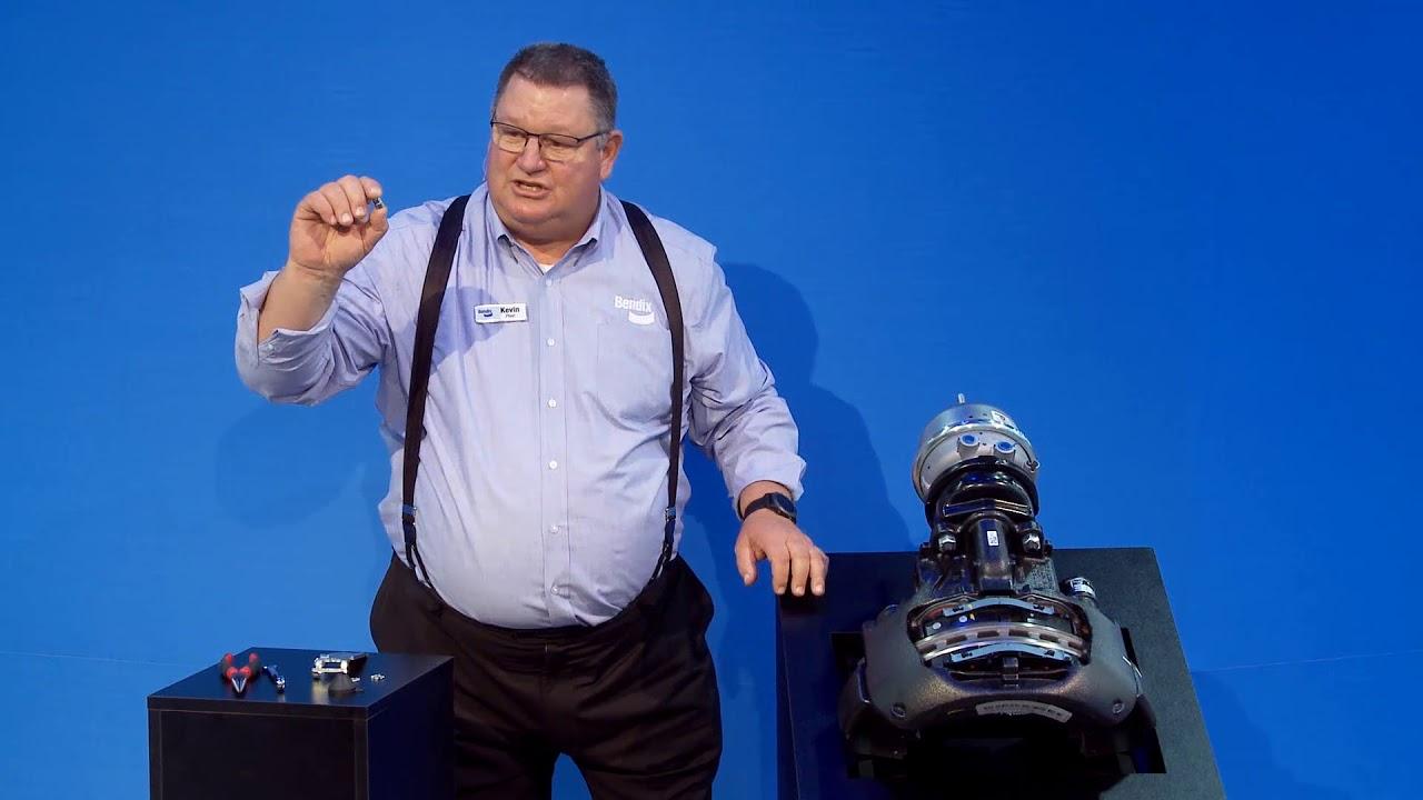 Bendix Tech Talk: Air Disc Brake Maintenance and Inspection