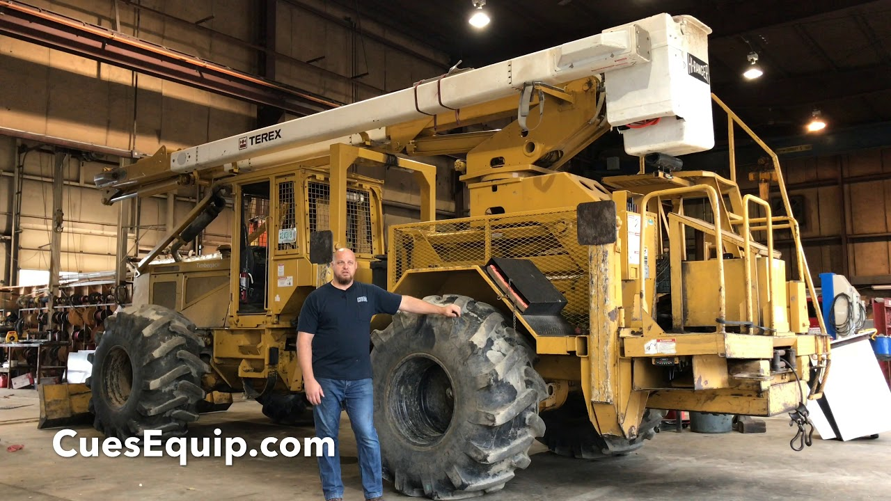 Aerial Lift, Crane, Truck Repair and Fabrication Services at CUES Inc. - CuesEquip.com