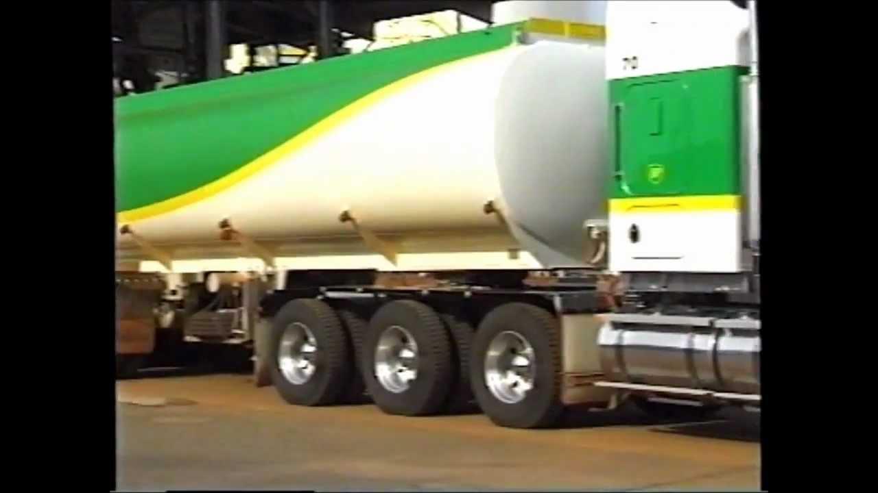 Worlds Largest Fuel Truck