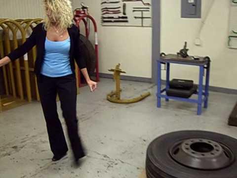 Ken-Tool IronMan™ Wheel Lifting Bar