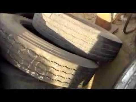 used semi truck tires