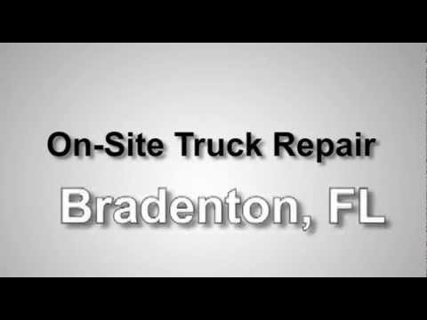 onsite semi truck repair