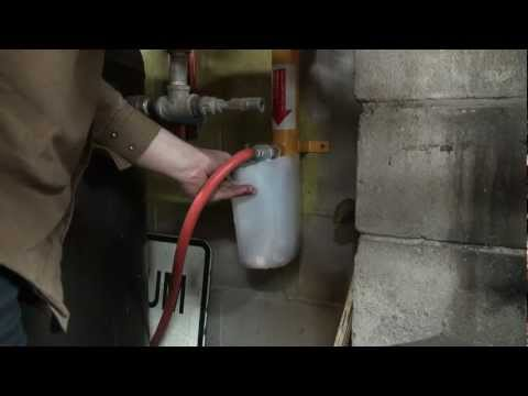 semi truck air dryer filter replacement