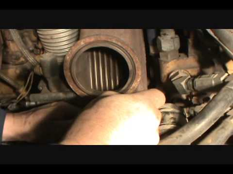 water pump on the western star pt1