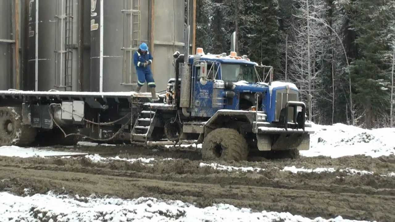 Tandem Axle Truck Tracks | Right Track Systems Int