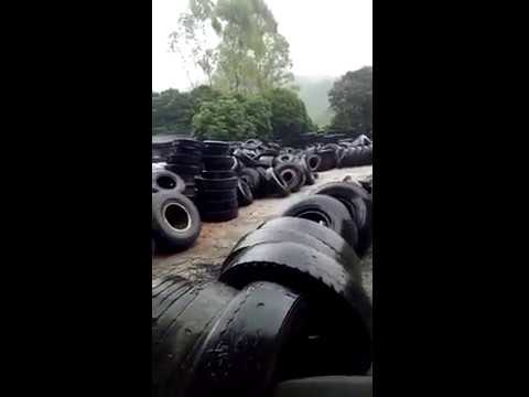 Truck Tire Casing Used Truck Tires in China