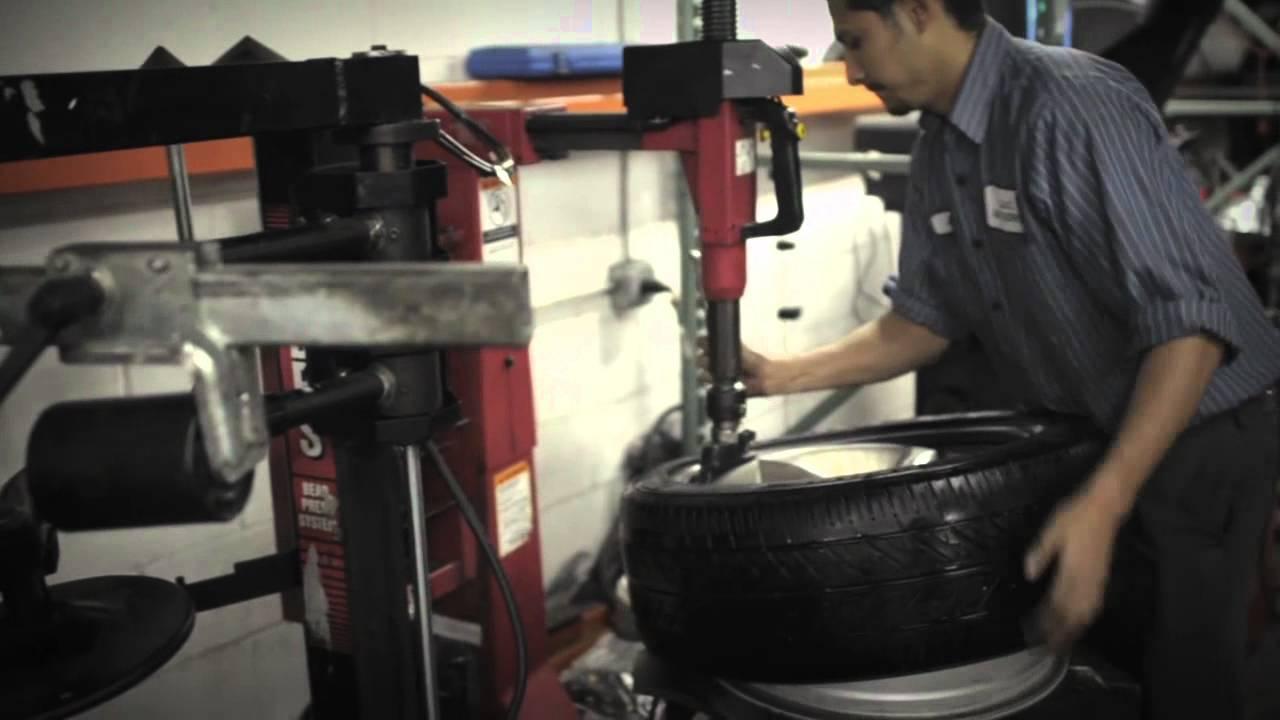 Tire Repair Service at G&C Tire Automotive
