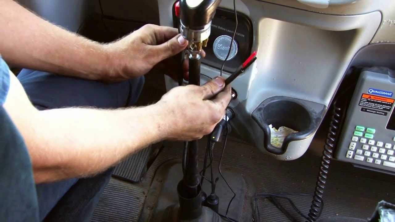 How to install a shifter extension on a 13 & 18 speed transmission (Part 1)   Installation Video