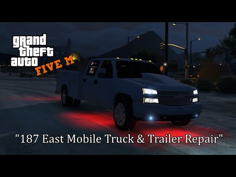 mobile semi truck repair