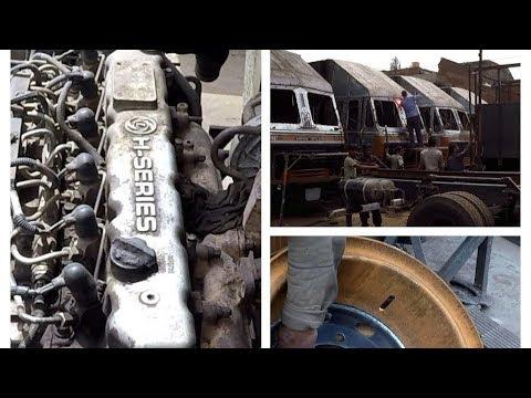 Truck Used Parts | Truck Repair | Diesel Engine Repair | Ashok Leyland Old Engine buy sell | TATA