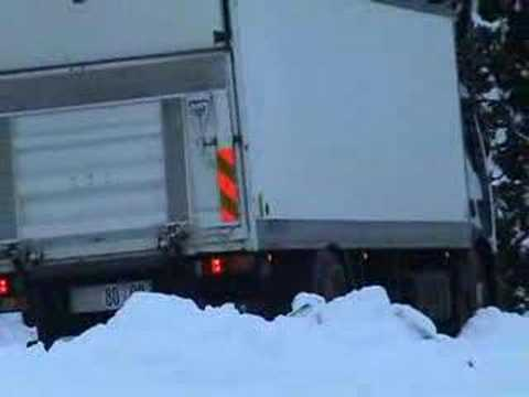 Siepa fabric snow chains for truck