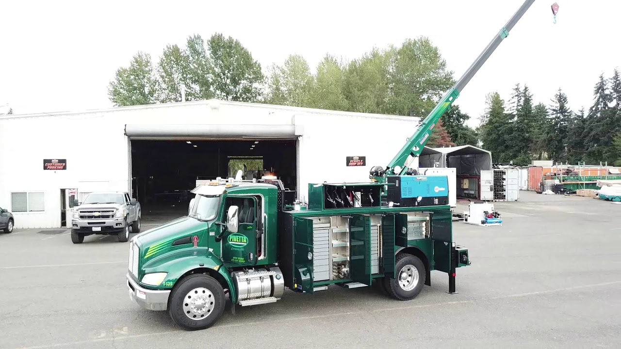 Pivetta Service Truck