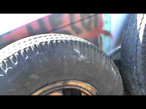 Wheels Simi Tractor Trailer Tires 9.00 r 20 6 lug and wheels