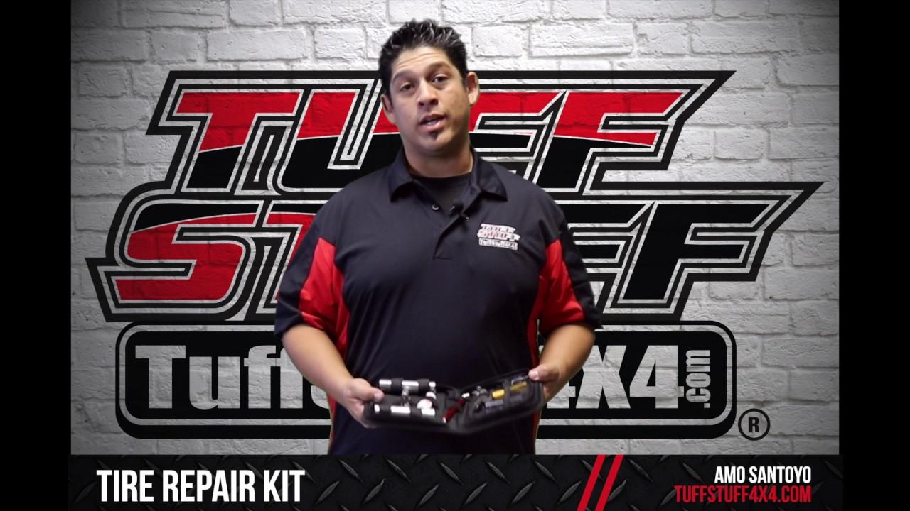 Tuff Stuff Tire Repair Kit