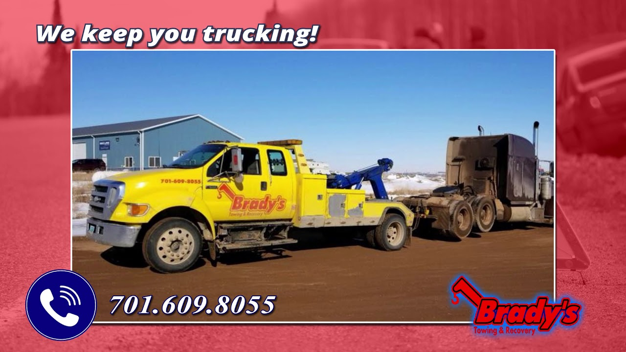 Brady's Towing and Recovery - Heavy Duty