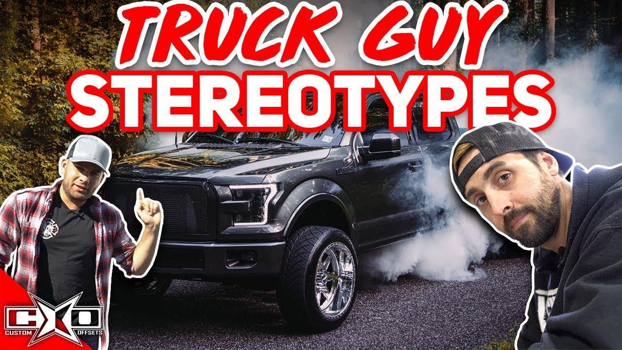 5 Types of Truck Guys