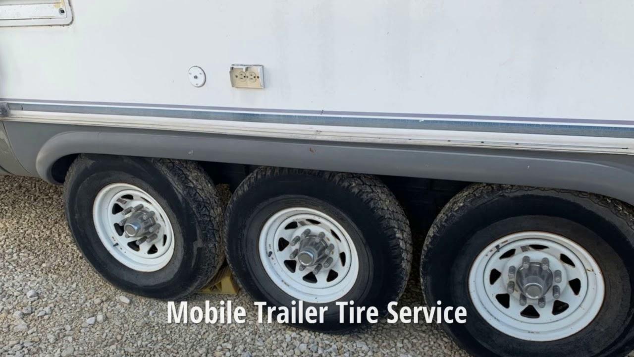 San Antonio Mobile Tire Service - Trailer Tire Sales & Service in San Antonio Tx