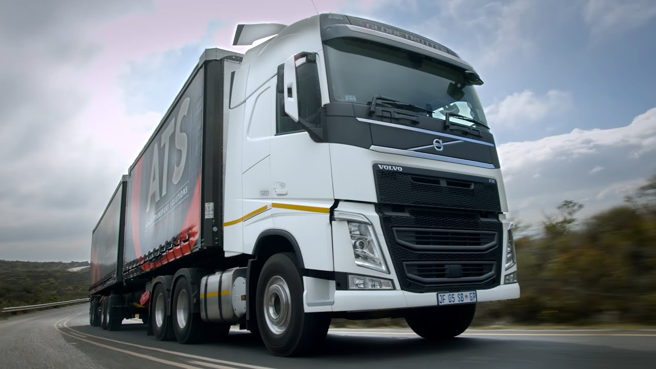 Volvo Trucks – Saving fuel with Volvo Torque Assist – Meet our customer: Africa Transport Solutions