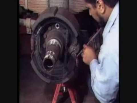 Eaton and Dana Spicer Air Brake Maintenance Part 02