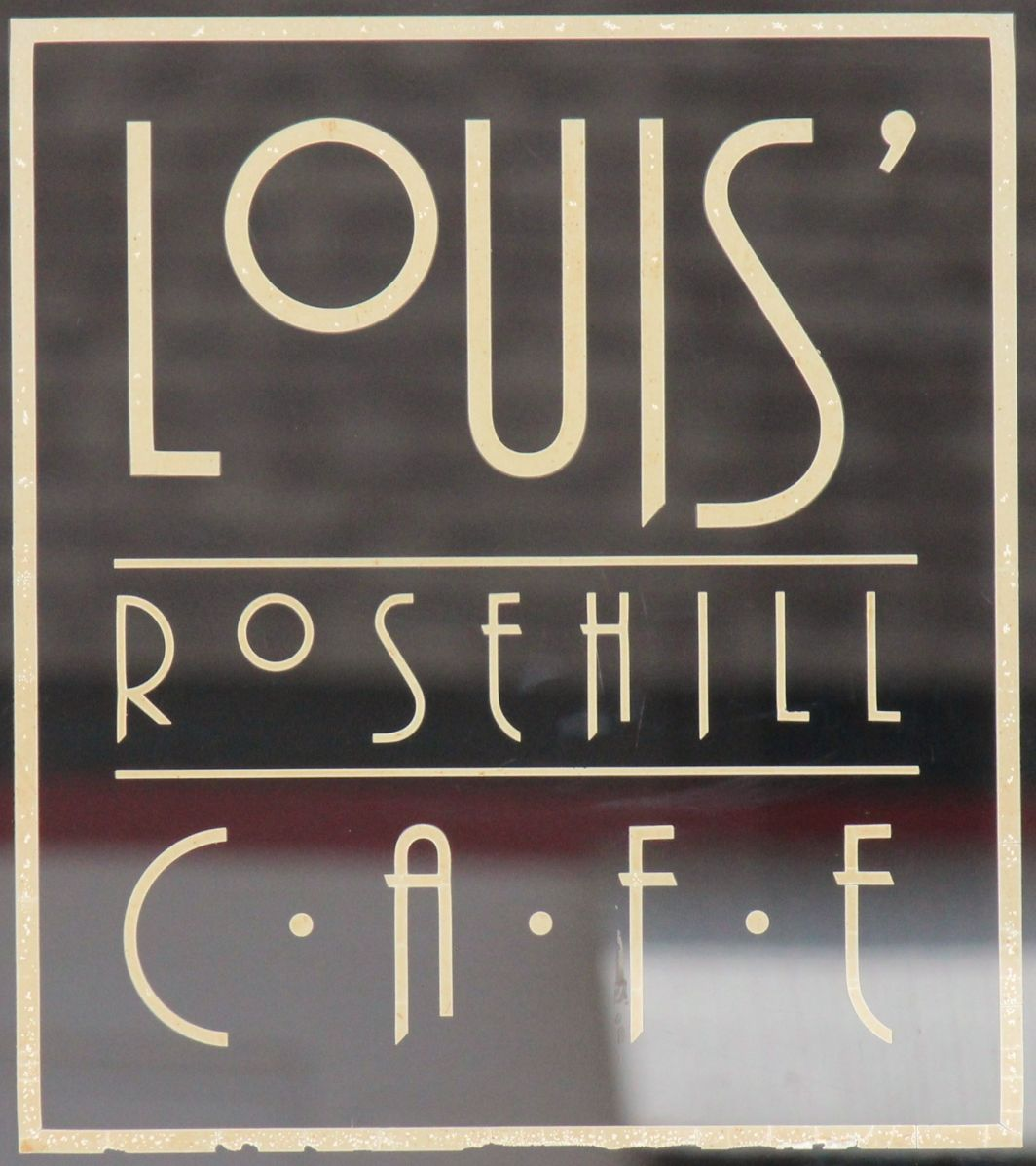Louis Rose Hill Cafe 107 S Rose Hill Rd Rose Hill, Kansas 67133