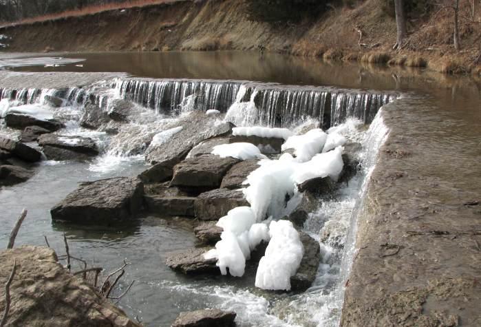 Image result for winter hiking in kansas