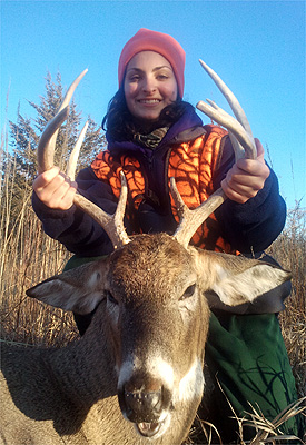 The Trophy Room  2011 Results  Whitetail Deer