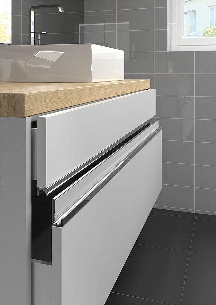 Muebles de Cocina Sin Tirador Pero con Tirador  Kansei