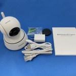リーズナブルで一通り機能が揃っているネットワークカメラ「ネットワークカメラ I21AN/ANNKE」レビュー