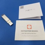 iPhoneに直接挿せる「USBメモリ U006-USB3.0-128GB/iDiskk」レビュー