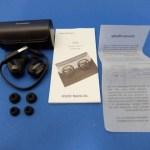 極小のケーブルレス両耳ヘッドセット「Bluetoothヘッドセット Q29/SoundPEATS」レビュー