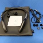 音楽再生で20時間持つヘッドセット「Bluetoothヘッドセット W3-JP/LEOPHILE」レビュー