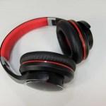 高音質のapt-xで音楽再生のでバッテリー持ち16時間「Bluetoothヘッドホン AH3/AUSDOM」レビュー