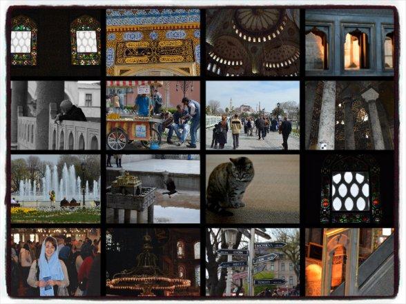 GALA Istanbul - around the city
