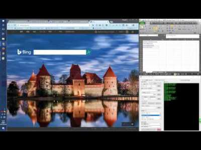 Windows自動操作ツールのデモ動画