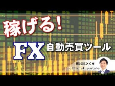 FX自動売買ツールで稼ぐイメージ