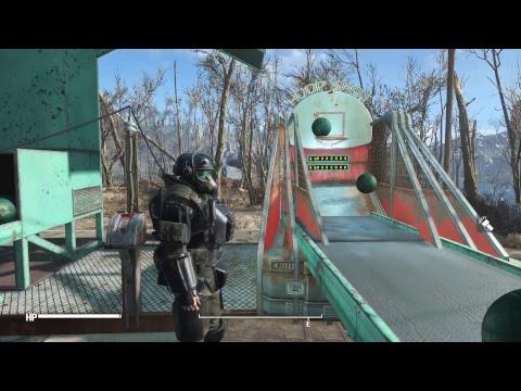 Fallout4 ヌカケード·チケット稼ぎ 自動シュート装置