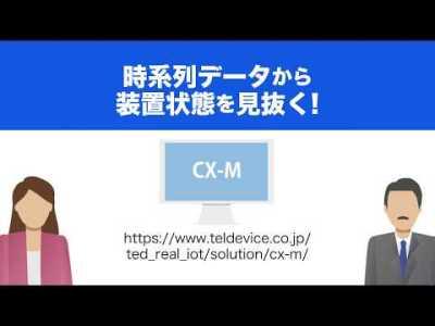 異常判別プログラム自動生成マシン「CX-M」