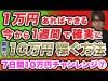 【バイオプ】1万円あればできる!今から1週間で確実に10万円を副業で稼ぐ方法【バイナリーオプション7日間で10万円チャレンジ#7】