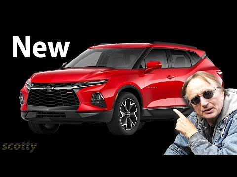 Breaking News: Chevy Brings Back the Blazer
