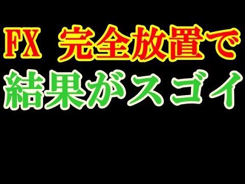 FX 1か月で1万円自動で稼げた! 自動売買中間報告